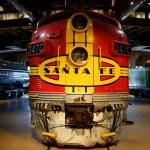 California State Railroad Muesum