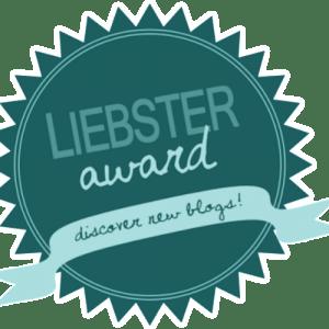 Liebster Award Nomination 2015