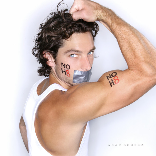 24x24 Frame Familiar Faces | Noh8 Campaign