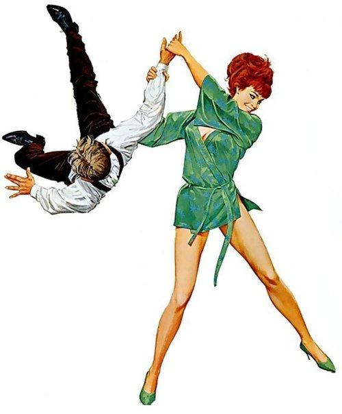 Noir Art | Robert McGinnis (2/6)