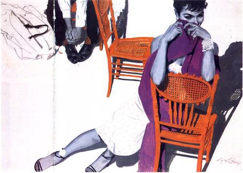 Noir Art   Coby Whitmore (1/6)