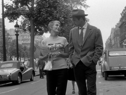 Film Noir | Breathless (1960) (4/5)