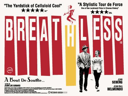 Film Noir | Breathless (1960) (1/5)