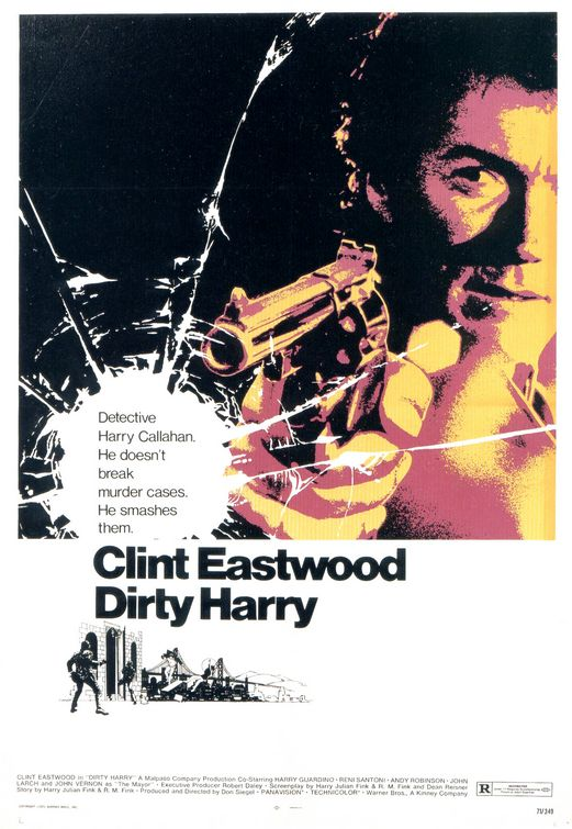 Crime Movies | Dirty Harry (1971) (1/3)