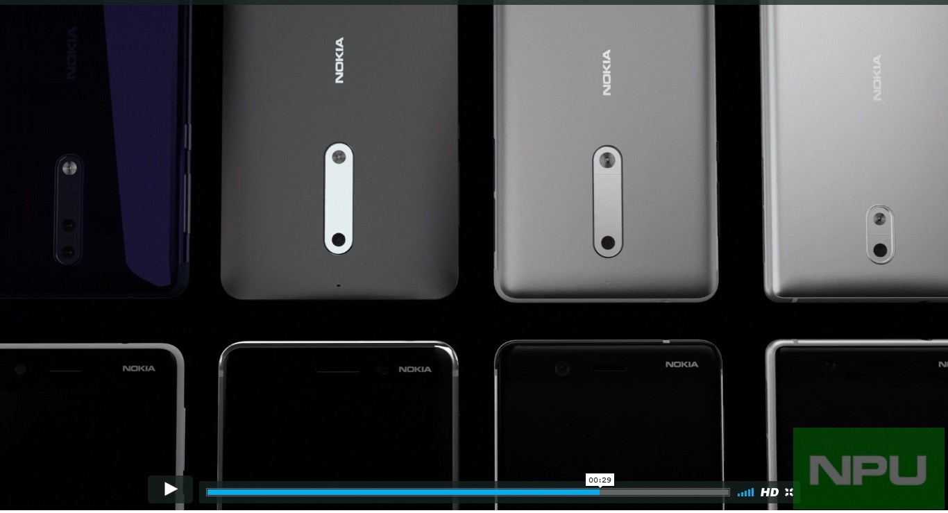 Nokia 6 Arte Black Video Flagship Nokia 9 Arte Black Edition Design Concept Image
