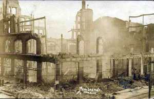 The French Opera House fire of 1919