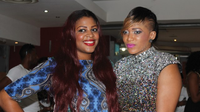 Rukky Sanda and guest