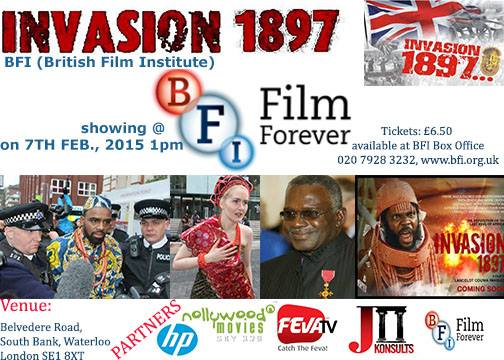 Invasion 1897 BFI