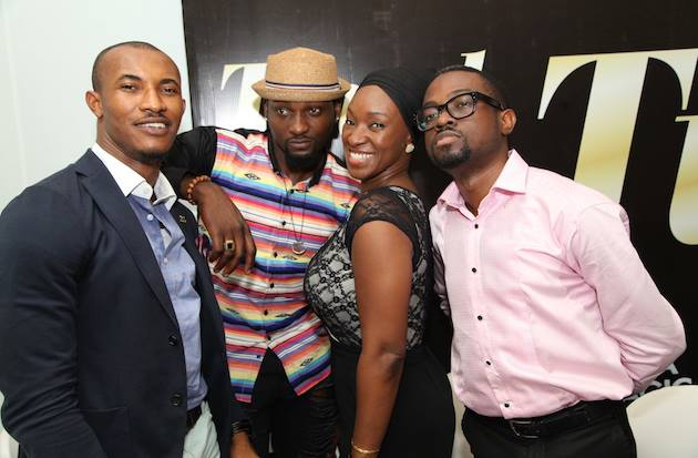 Tinsel stars meet fans in Lagos 2