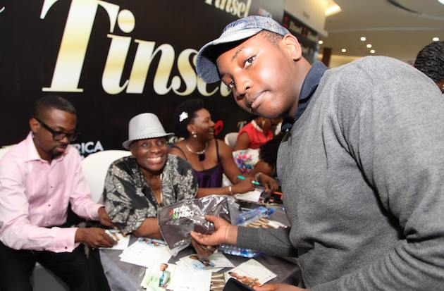 Tinsel stars meet fans in Lagos 3
