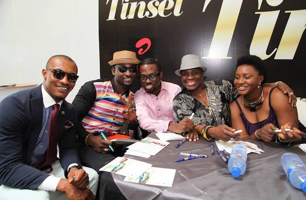 Tinsel stars meet fans in Lagos 6