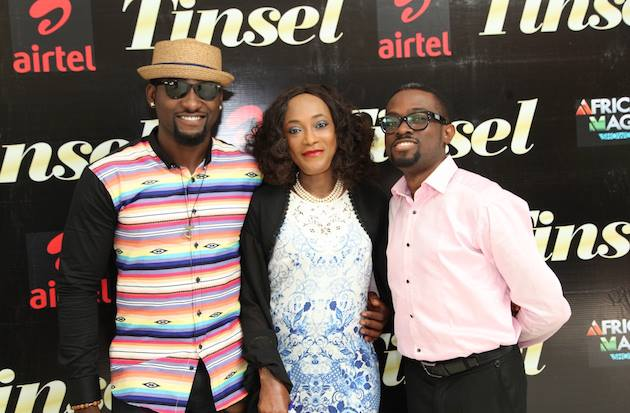 Tinsel stars meet fans in Lagos 8
