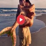 Download Video: See The Real Mermaid Found At Karachi Beach