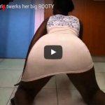 Download Video: Nigerian Man leaks Video of his Girlfriend dancing N@ ked In His Bed Room