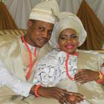Yoruba Movie producer, Kazeem Bello Throws High Society wedding
