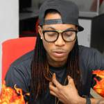 Nigerian Singer, Solid Star Brags About Weed