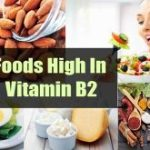 Foods High in Vitamin B2 Riboflavin (With Benefits)
