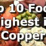 Top Copper Rich Foods (Foods High in Copper)
