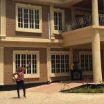 Exclusive: What no one has told you about Funke Akindele's new 7 Bedroom home