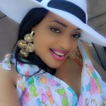 Tina Amuziam's beautiful daughter Angel Ufuoma set to raise the bar (Photos)