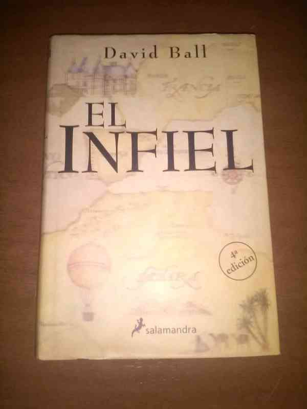 David Calle Libro Gift Libro El Infiel David Ball Madrid Madrid