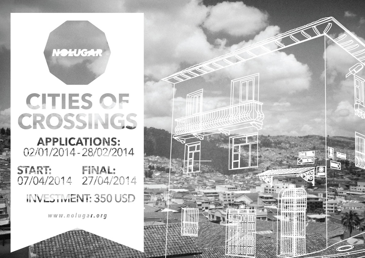 Arte Final English Cities Of Crossings Open Call For Contemporary