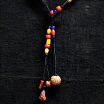 Kiffa beads from Mauritania