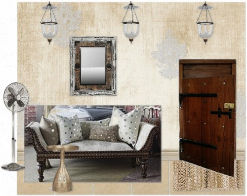 India pied-a-terre Foyer Ideas