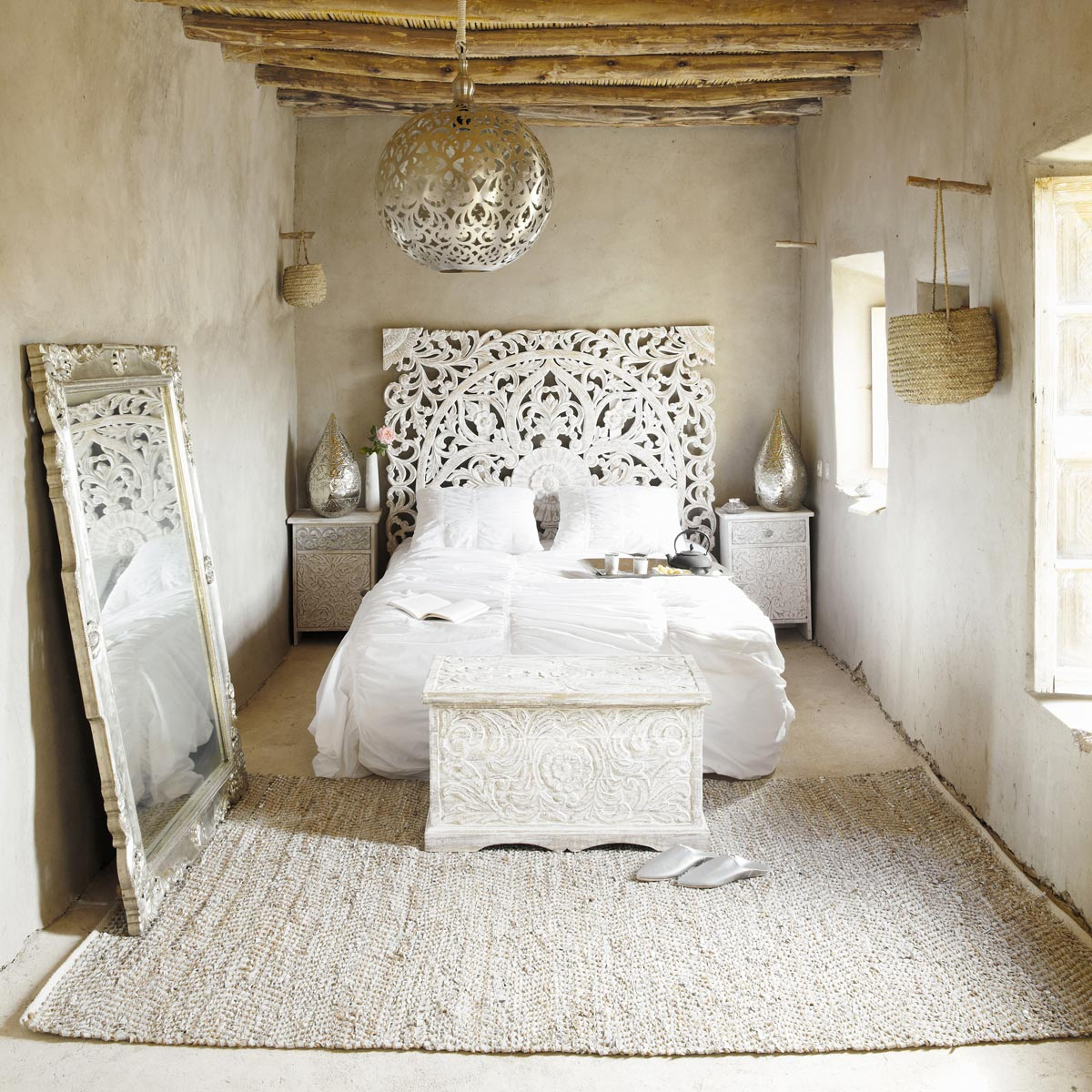 Scandinavian Möbel Scandinavian White Interiors With An Indian Twist Nomadic Decorator