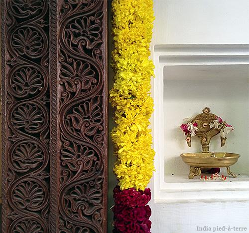 Sundari Sari Shop in Chennai India
