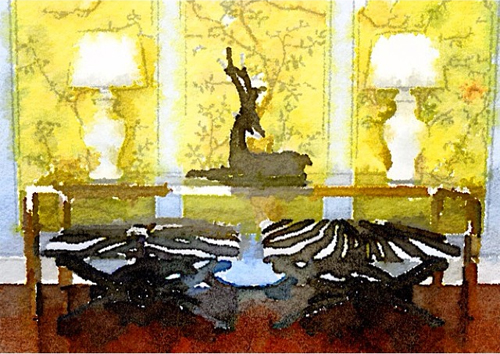 Maison21 Instagram Photo in Waterlogue