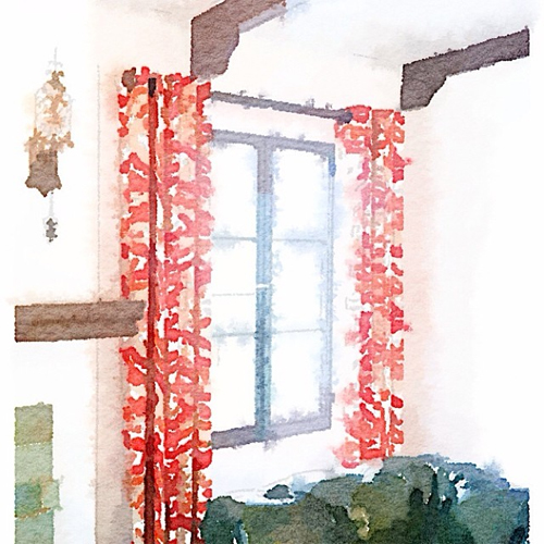 Maison21 Interior from Instagram