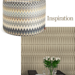 80′s Ottoman Makeover: Mauve Monster to Terrific Tribal