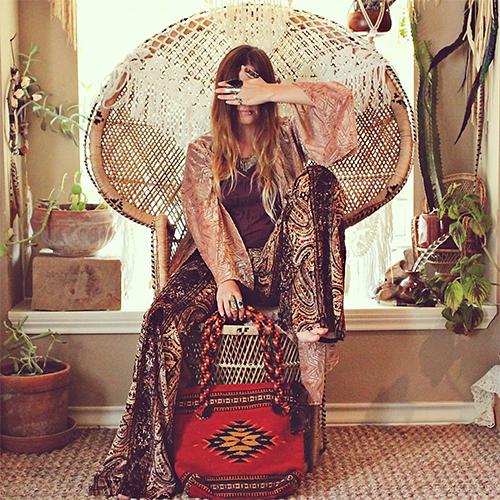 Zapotec Carpet Bag from Novica