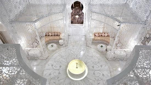 Spa at the Royal Mansour