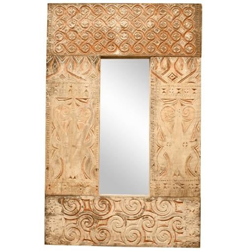 Toraja Panel Mirror