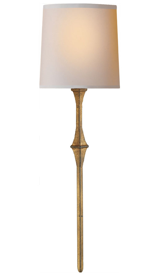 Dauphine Wall Sconce at Circa Lighting