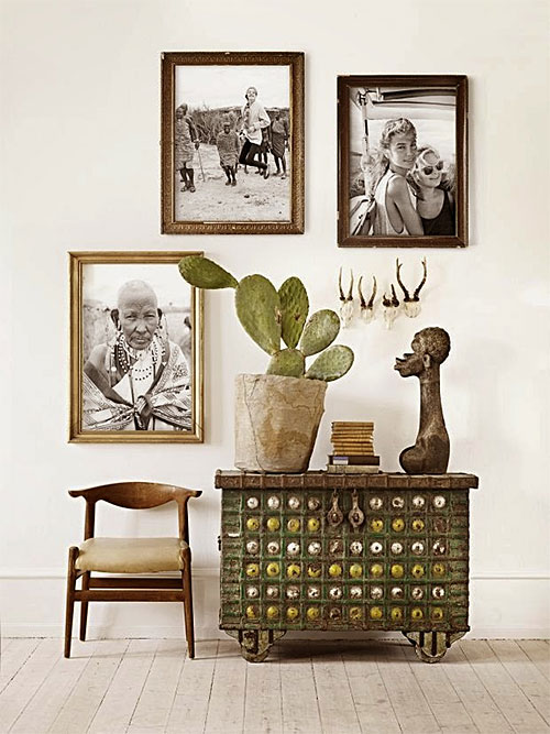 Olive Chest Envers du Decor