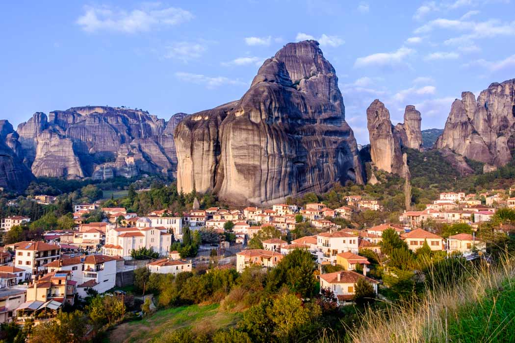 Feeling Wallpaper Hd Meteora Greece A Spiritual And Natural Wonder Of The World