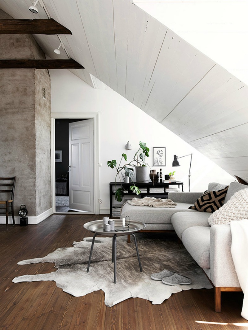 Skandinavischer Teppich Home | Scandinavian Farmhouse - Nomad Luxuries