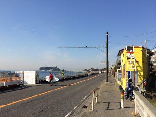 鎌倉ー江ノ島ランニングコースのオススメ