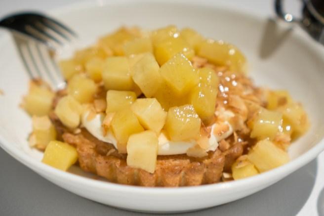 Pineapple Tart - The Modern