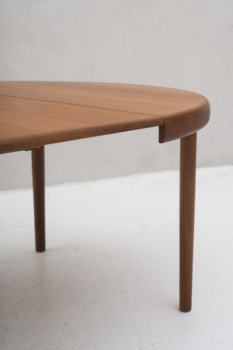Woood Eettafel Rond Dining Table - • Nome Furniture