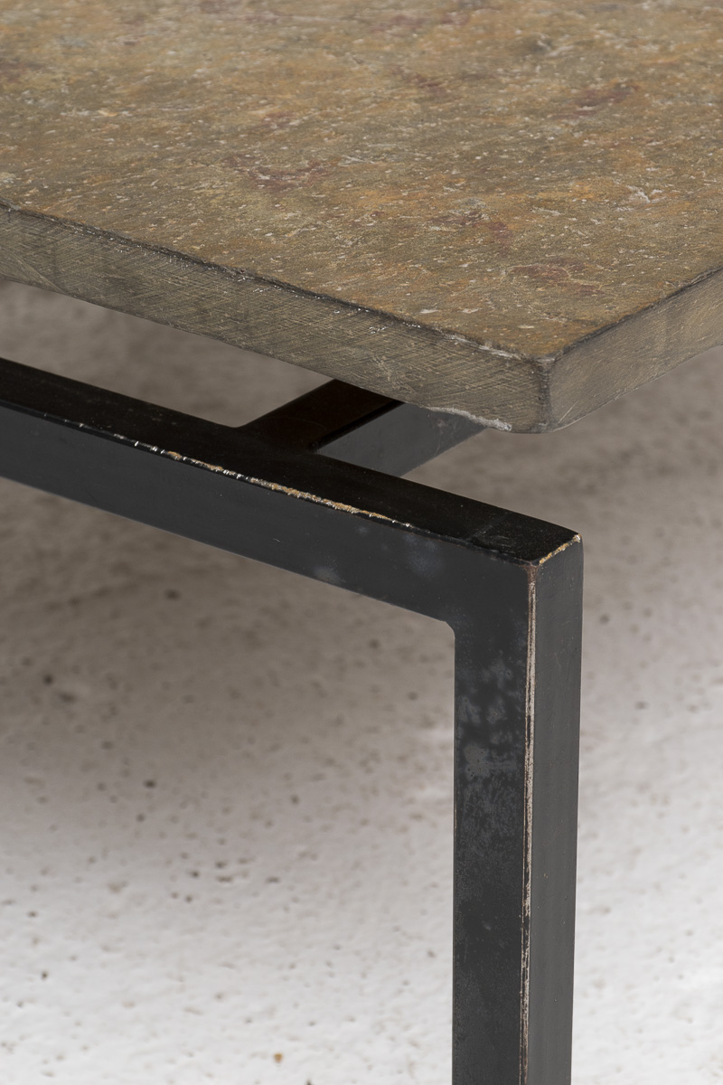 Sidetable Industrieel Coffee Table - • Nome Furniture