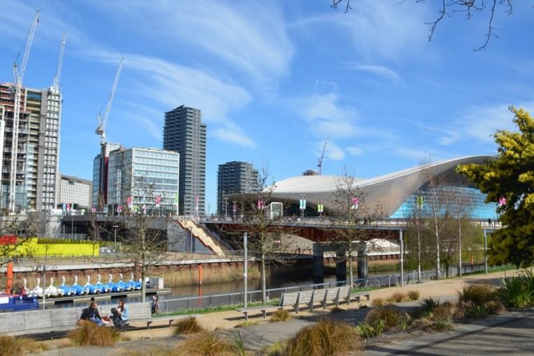 Parque Olímpico Queen Elizabeth II
