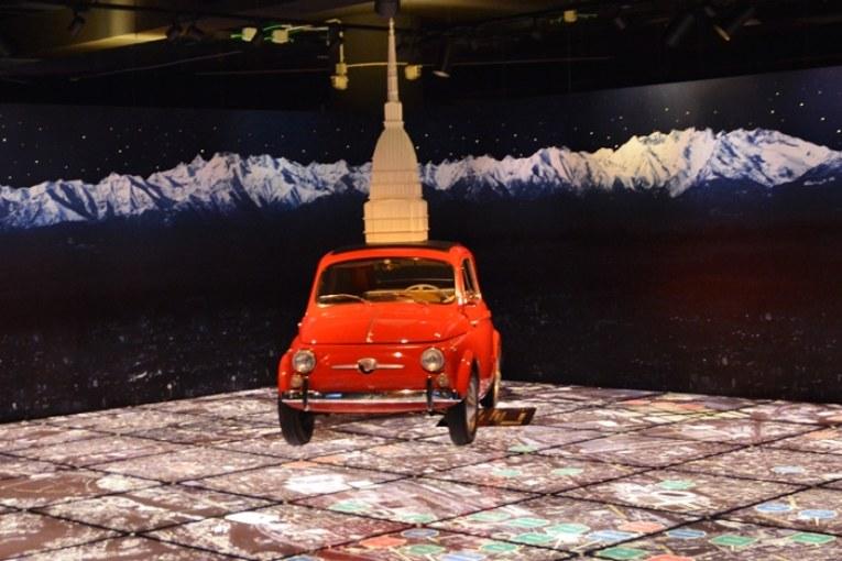 Museu do Automóvel em Turim