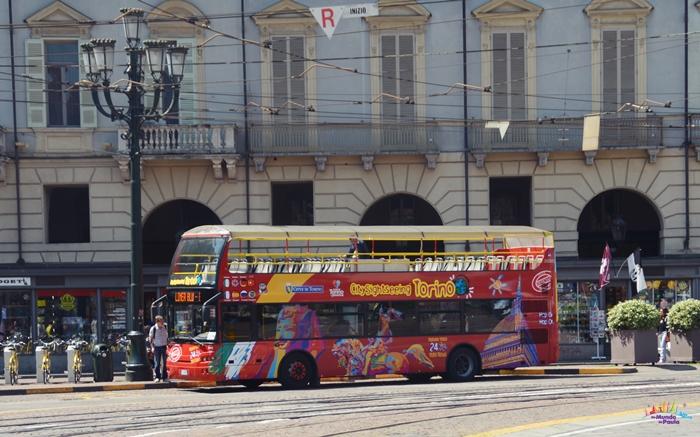 Ônibus de Turismo em Turim