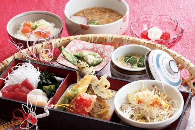 Japanese Cuisine (Washoku) Picture