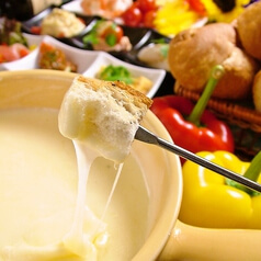 The jacalantan restaurant 006 / Cheese Fondue