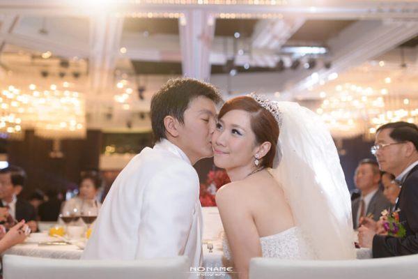 『婚禮紀錄』Johnson & Fanny – 台北W飯店-囍宴
